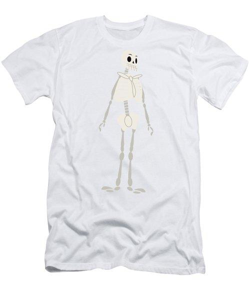 Halloween Cartoon 03 Men's T-Shirt (Athletic Fit)