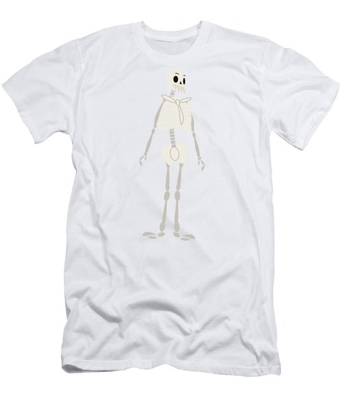 Halloween Cartoon 03 Men's T-Shirt (Athletic Fit)