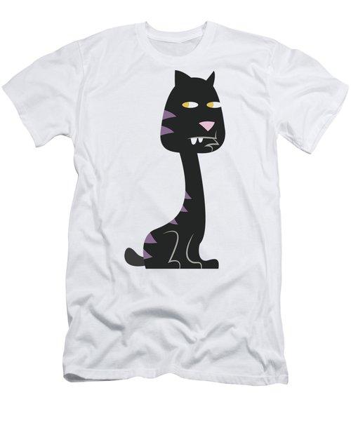 Halloween Cartoon 06 Men's T-Shirt (Athletic Fit)