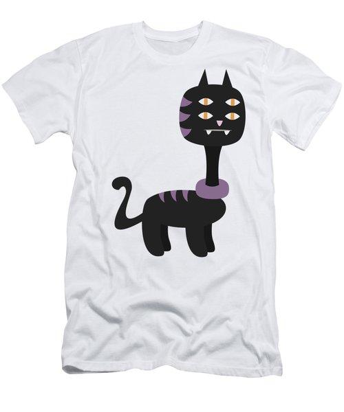 Halloween Cartoon 07 Men's T-Shirt (Athletic Fit)