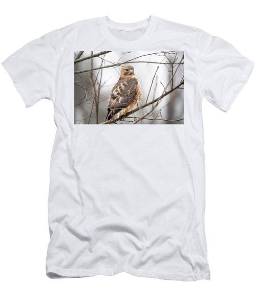 Hals Nicitating Membrane Men's T-Shirt (Athletic Fit)
