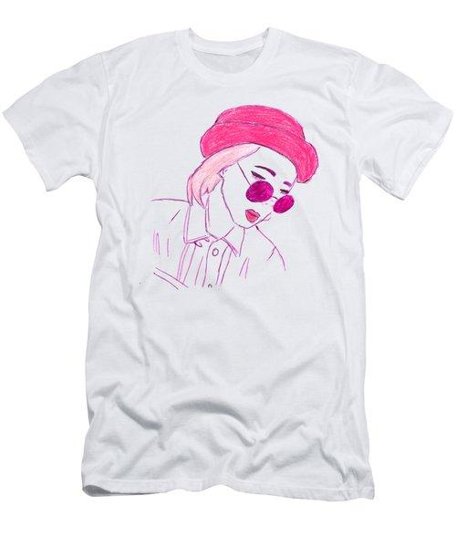 Halsey Men's T-Shirt (Athletic Fit)