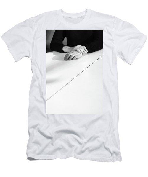 Hands #3110 Men's T-Shirt (Athletic Fit)
