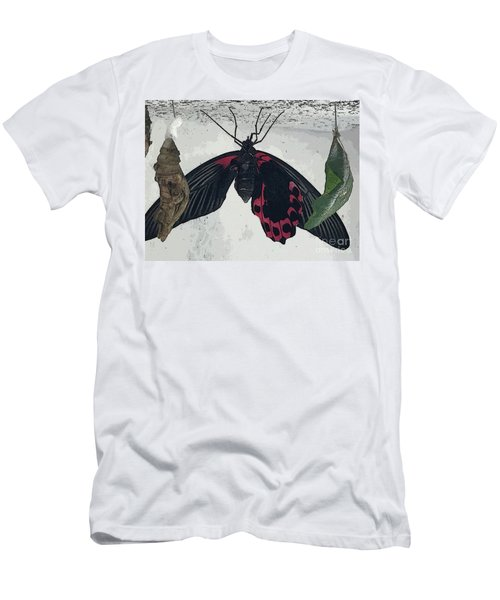 Hanging Around Men's T-Shirt (Athletic Fit)