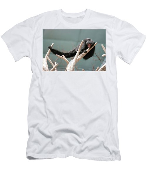 Hanging Loose Men's T-Shirt (Athletic Fit)