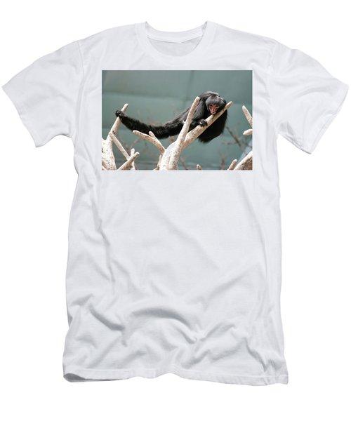 Hanging Loose Men's T-Shirt (Slim Fit)