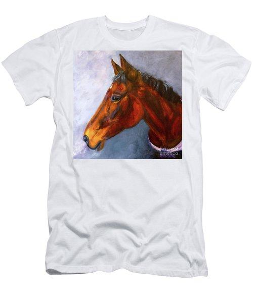 Hanoverian Bay Men's T-Shirt (Athletic Fit)