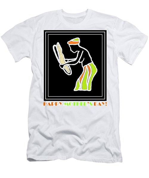 Happy Mother's Day 5 Men's T-Shirt (Athletic Fit)