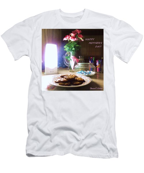 Happy Mothers Day Men's T-Shirt (Athletic Fit)