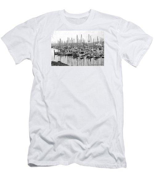 Harbor Men's T-Shirt (Athletic Fit)
