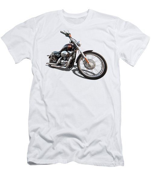 Harley Sportster Xl1200 Custom Men's T-Shirt (Athletic Fit)