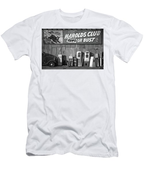 Harold's Club Men's T-Shirt (Athletic Fit)