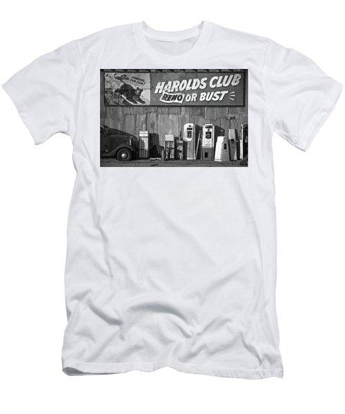 Harold's Club Men's T-Shirt (Athletic Fit)
