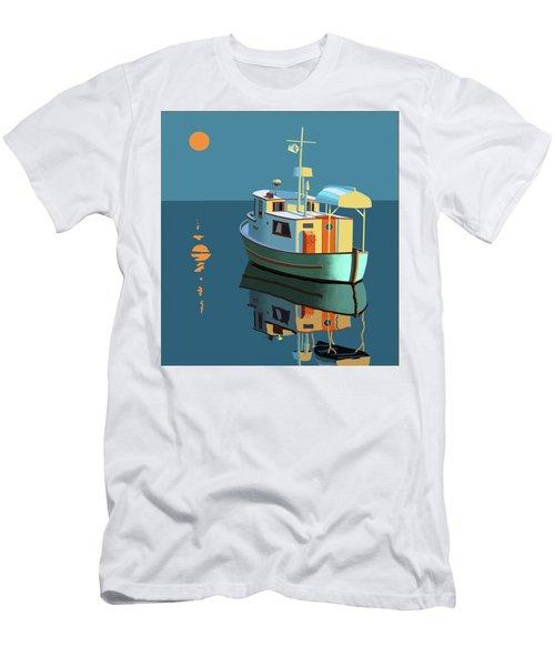 Harvest Moon Men's T-Shirt (Slim Fit)