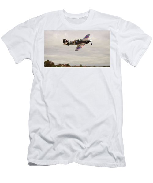 Hawker Hurricane -2 Men's T-Shirt (Athletic Fit)
