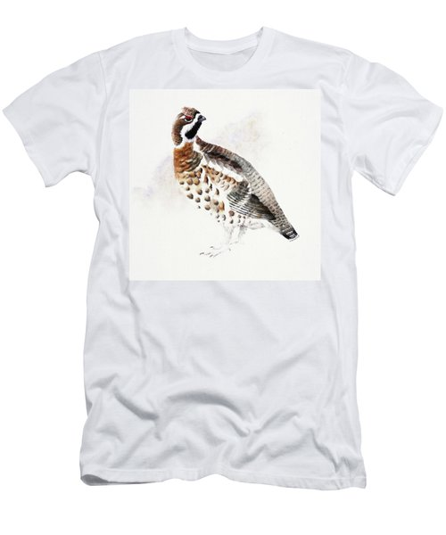 Hazel Grouse Men's T-Shirt (Athletic Fit)