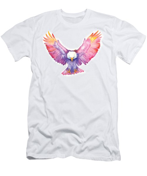 Healing Wings Men's T-Shirt (Slim Fit) by Cindy Elsharouni