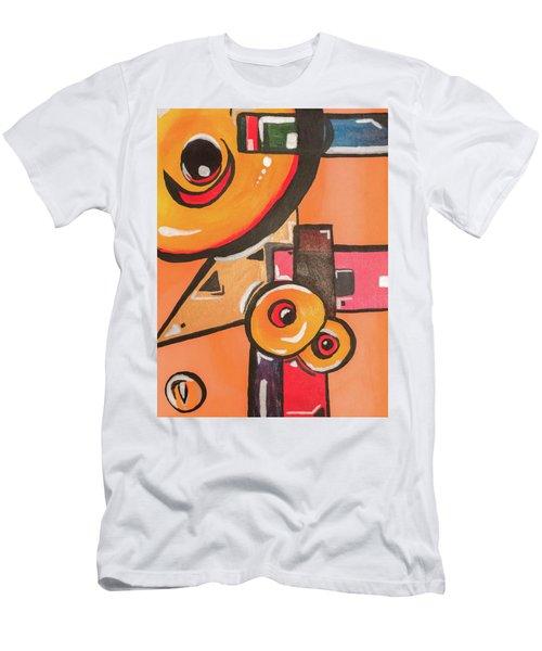 Heat Seek Men's T-Shirt (Athletic Fit)