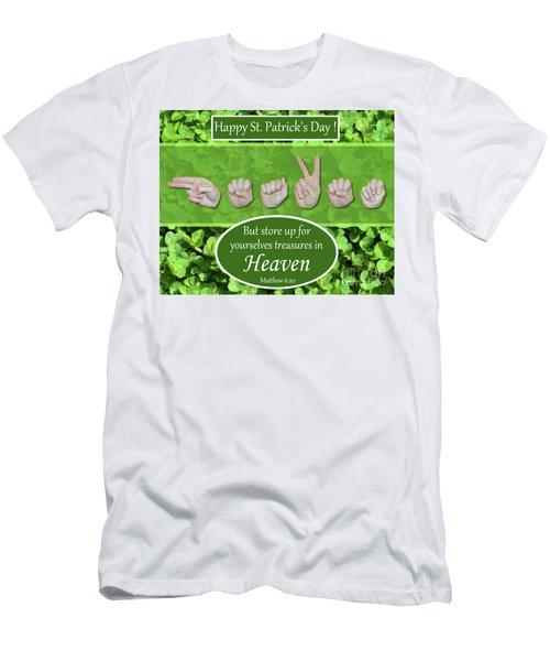 Heaven Men's T-Shirt (Athletic Fit)