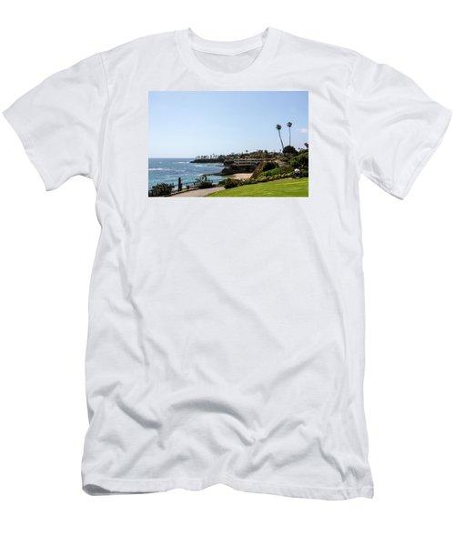 Heisler Park Men's T-Shirt (Athletic Fit)