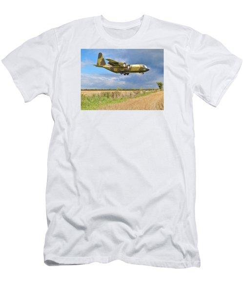 Hercules Xv222 Men's T-Shirt (Slim Fit) by Paul Gulliver