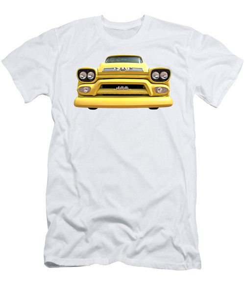Here Comes The Sun - Gmc 100 Pickup 1958 Men's T-Shirt (Athletic Fit)
