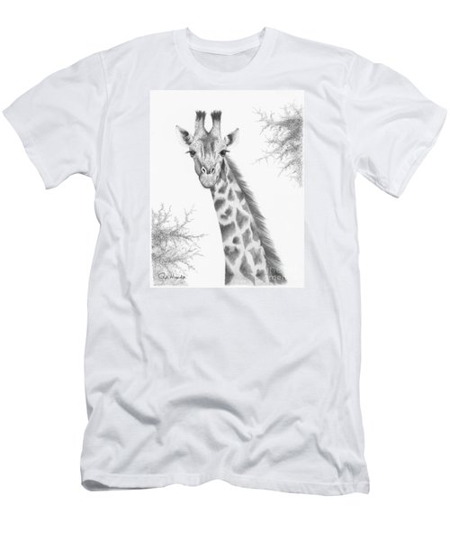 Here's Looking At You Men's T-Shirt (Slim Fit) by Phyllis Howard
