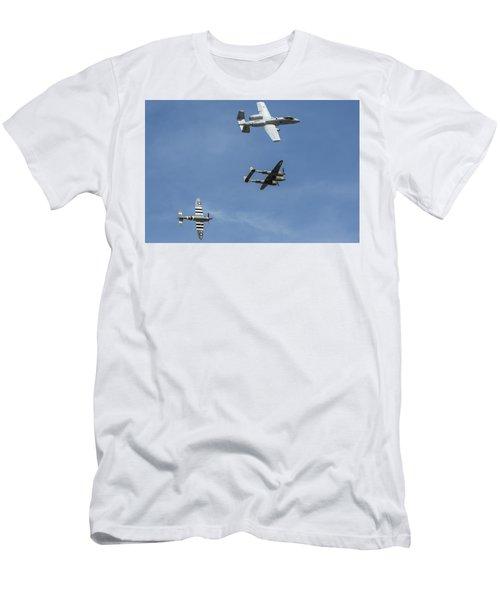 Heritage Flight Break Men's T-Shirt (Athletic Fit)