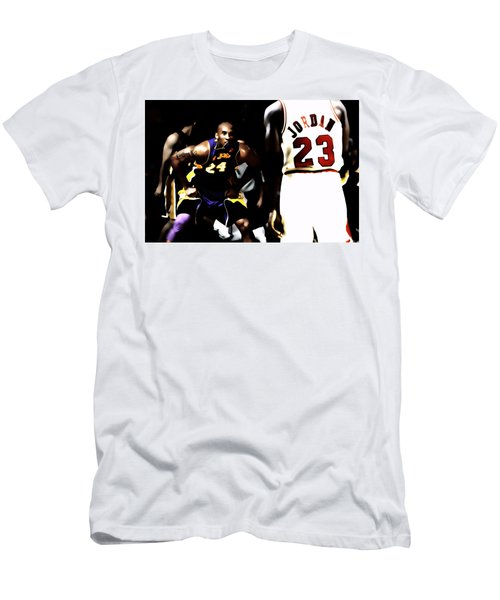 Heroes Come And Go But Legends Are Forever Men's T-Shirt (Athletic Fit)