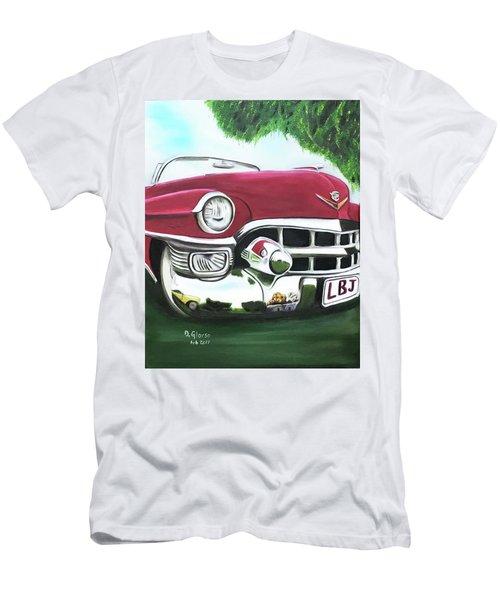 Hey Hey Lbj Men's T-Shirt (Athletic Fit)