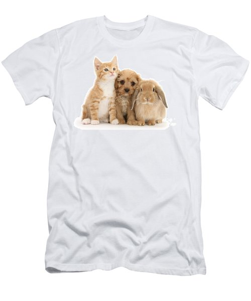 Hey, Move Over, You're Upstaging Me Men's T-Shirt (Athletic Fit)