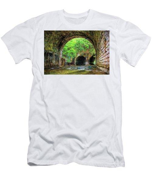 Hidden Gem Men's T-Shirt (Athletic Fit)