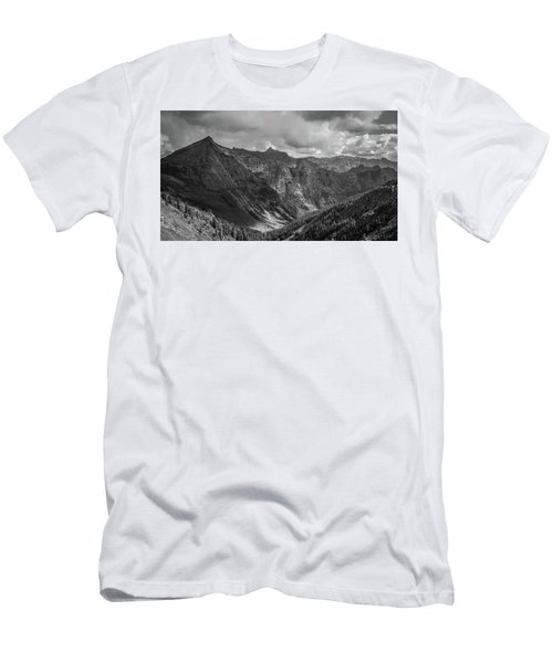 High Country Valley Men's T-Shirt (Athletic Fit)