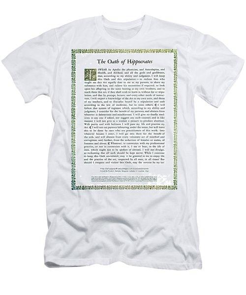 Hippocratic Oath, 1938 Men's T-Shirt (Athletic Fit)