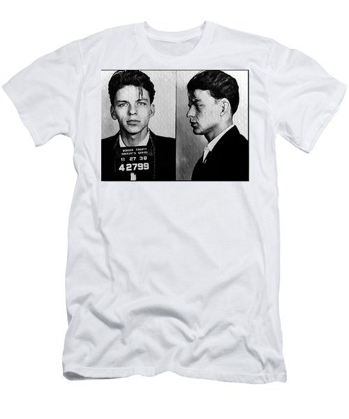 His Way Men's T-Shirt (Slim Fit) by Bill Cannon