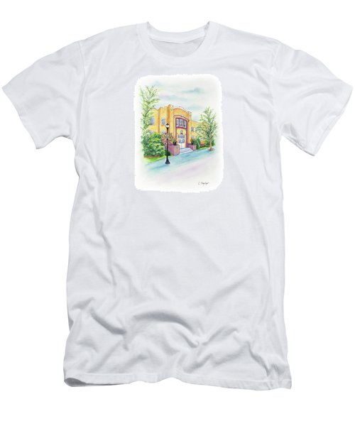 Historic Armory Men's T-Shirt (Athletic Fit)