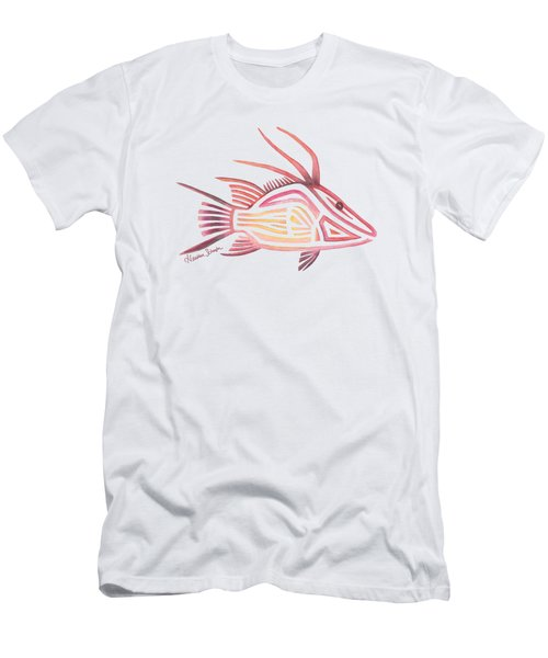 Hogfish Men's T-Shirt (Athletic Fit)