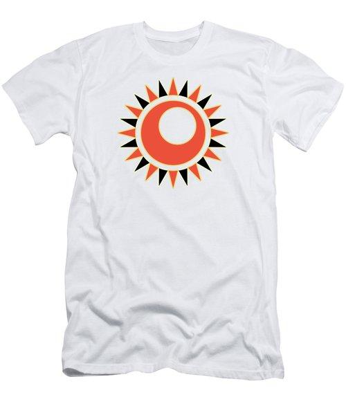 Hollow Star Men's T-Shirt (Athletic Fit)