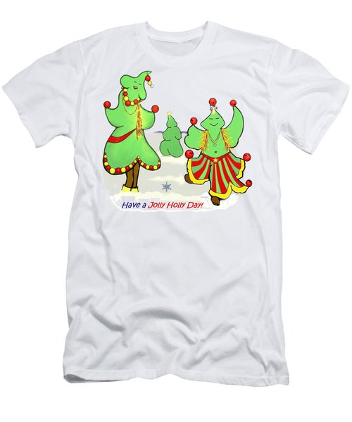 Holly Day Shirt For Children Men's T-Shirt (Athletic Fit)