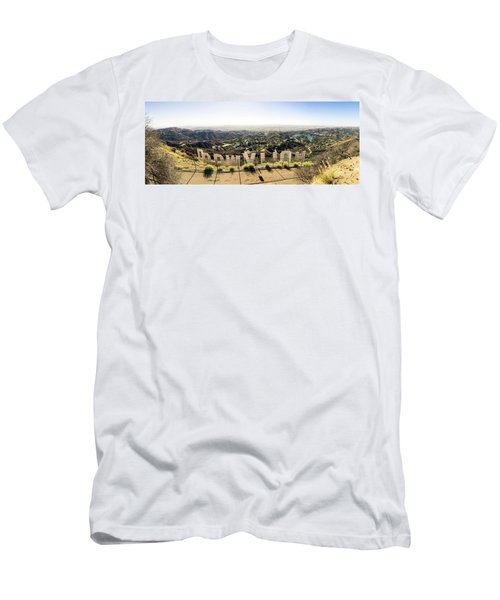 Hollywood Men's T-Shirt (Slim Fit) by Michael Weber