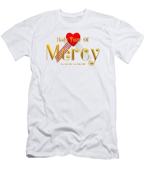 Holy Year Of Mercy Men's T-Shirt (Athletic Fit)
