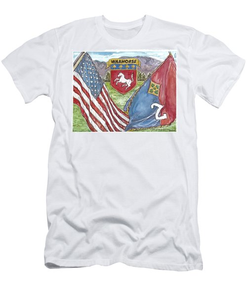 Homage To 2-4 Men's T-Shirt (Athletic Fit)