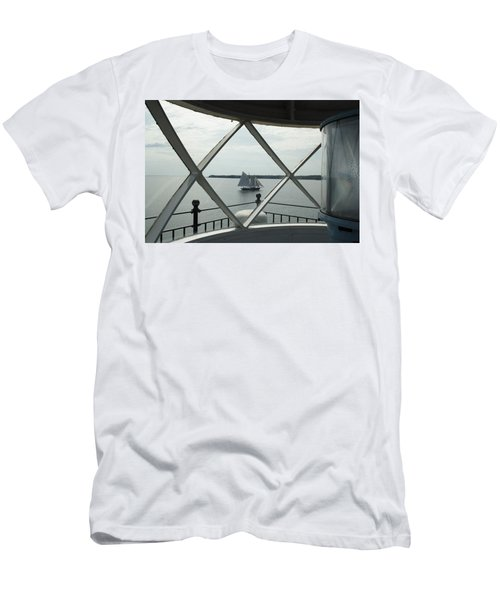 Home To Rockland Men's T-Shirt (Athletic Fit)