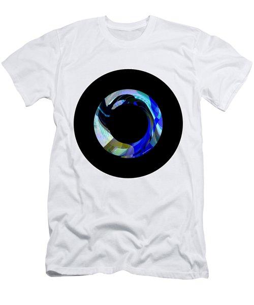 Hood Men's T-Shirt (Slim Fit) by Thibault Toussaint