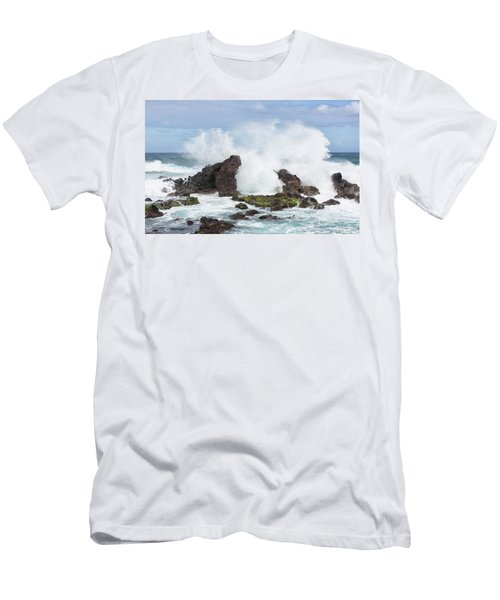 Hookipa Point Men's T-Shirt (Athletic Fit)