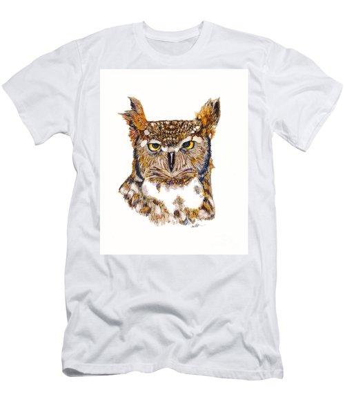 Hoot Men's T-Shirt (Athletic Fit)