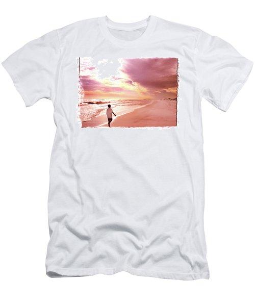 Hope's Horizon Men's T-Shirt (Slim Fit) by Marie Hicks