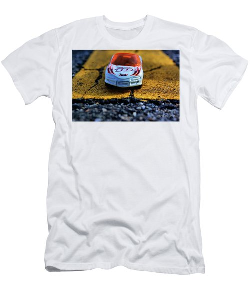 Hot Wheels For The Kid In All Of Us Men's T-Shirt (Athletic Fit)