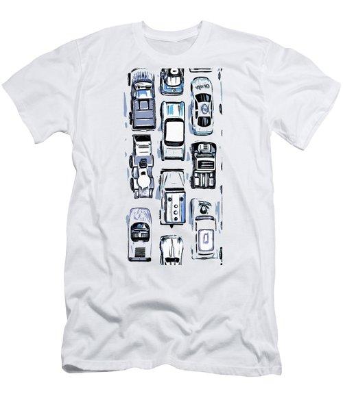 Hot Wheels Phone Case Men's T-Shirt (Athletic Fit)