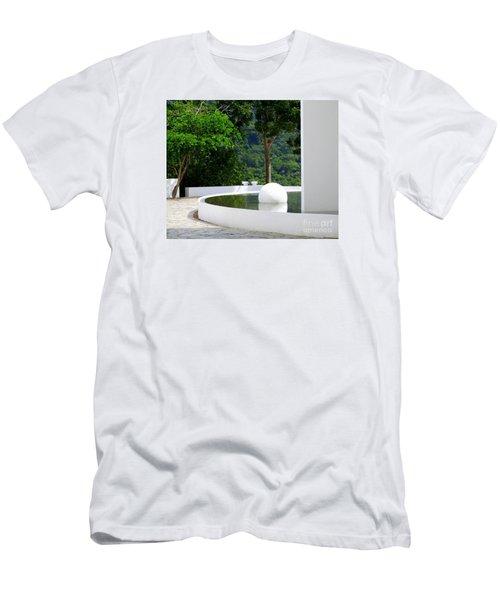 Hotel Encanto 12 Men's T-Shirt (Slim Fit) by Randall Weidner